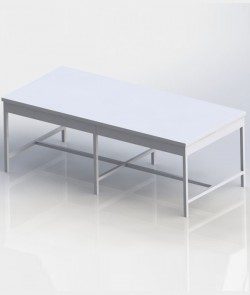 Table centrale simple